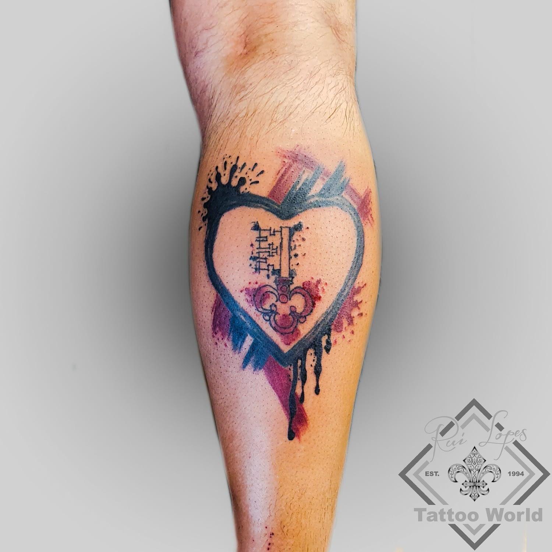 Tattoo Nidwaldner Schlüssel