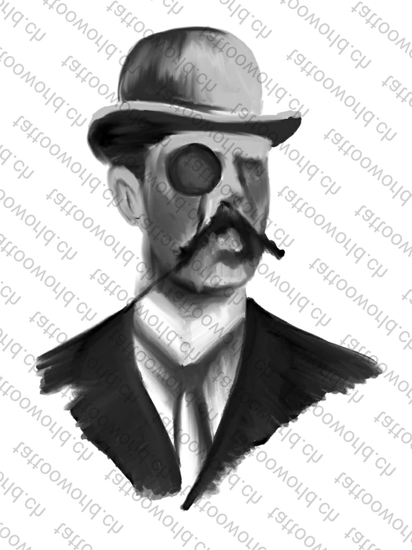 hat gentleman 2