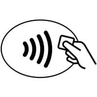 kontaktlos, nfc, near field communication, debitkarte, kreditkarte, vpay, gpay, samsungpay